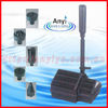 Submersible fountain pump with led light 220V