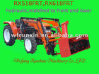tractor front mounted snow blower RX518/618 PTO