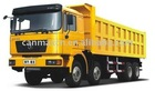 SHACMAN SX3314DM326 8*4 Dump Truck