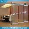 Australia standard elegant interior aluminum glass bi folding door