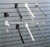 White Slotwall / Slatwall