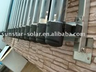 EN12976 approved Heat Pipe Solar Collector