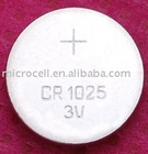 CR1025 3v lithium button cells
