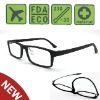Super Light New Material Ultem / PEI Optical Frame