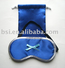 Satin eye mask/sleeping mask/eye patch