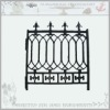 iron walkway gate