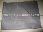 moving blanket, gray polyester fabric moving blanket, furniture cover