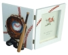 Polyresin baseball picture frame,picture frame