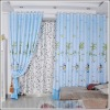 Polyester Plain Dyed Printing Curtain Fabric