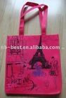 shopping bag, non woven handbag,promotional bag