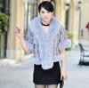 2012 new arrival,Beautiful,woman fur vest, mink fur vest