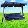 Outdoor garden luxury hanging swing chair