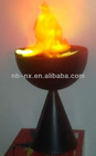 Flame fire decorative silk lamp(NX-PL-102)