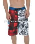 Fashionable 4-Way Stretch Board Shorts