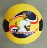 Rubber soccer