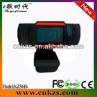 New usb2.0 autofocus free driver double microphone webcam