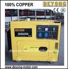 silent diesel generator (CE,EPA)