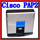 Hot!!!!Cisco Linksys Unlock PAP2T 2 RJ11 Ports Voip Voice Gateway