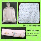 Soft Cloth Cotton Baby Diapers