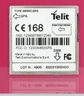 Telit GSM GPRS module GM862-GPS