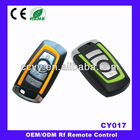 Best-selling 4 Button Remote Control 433mhz cy-017