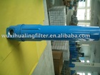 XF series High-efficiency Compressed Air Filter with Aluminium Alloy Body