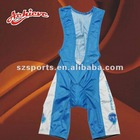 Customized cycling bib shorts
