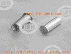 Blind hole stainless steel pressure riveting stud
