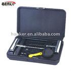 BellRight 28Pcs Black Case Tubeless Tire repair kit, Heavy duty