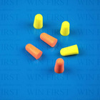 Bullet shape PU earplug