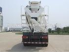 SINOTRUCK 340hp Concrete Pump Truck