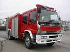 Auman fire engine