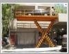 JINCHUANG 3ton hydraulic scissor car lift
