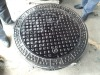 D400 Round Manhole Cover