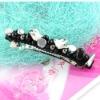 charm hair clip,hair ornament ,fashion jewelry ,free shipping ,ho-055