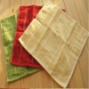 Solid terry bamboo dishcloth