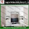 2012 WS-BGW177 new design customize TV background wall