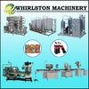 whirlston automatic production line for bottled carbonated juice