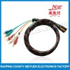 Good quality 5 feet HDMI to 5RCA cable