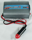 hot sell auto protection 200W USB Car power inverter