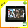 bluetooth 7 inches tablet pc