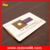 pocket led card, novelty led card, business gift with white light