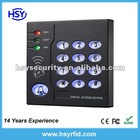 RFID Standalone Control Access system with Big Capacity 6500 users