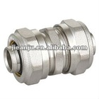 brass compression couplings fittings for manifold
