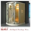 GLS-1712J(Left apron) sauna room