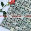 XMD008J4,light green stone mosaic tile