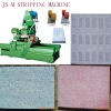 stripping machine for terrazzo tiles