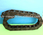 Caterpillar engineering plastic drag chain