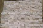 Beige Slate copper mural tile