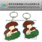 KC201 enamel metallic key chain